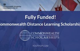 Commonwealth Distance Learning Scholarships for Developing Commonwealth Countries