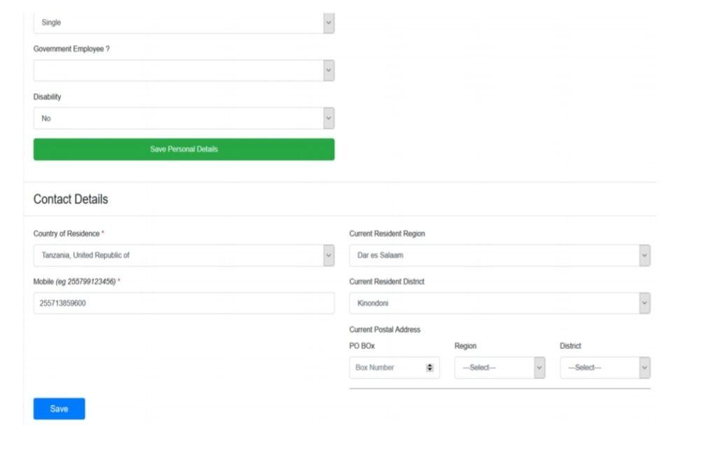Ajira Portal User Manual V 2.0