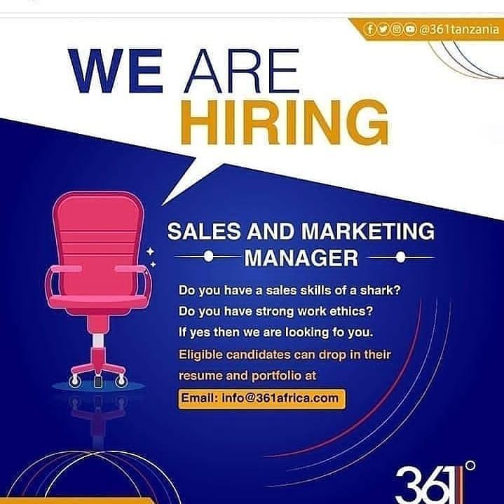 361 Degrees Africa Ltd