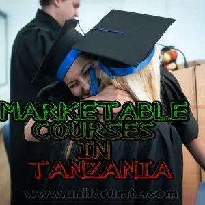 19 Marketable Courses In Tanzania 2021/2022| Must Read