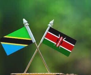 Tanzania Kenya small