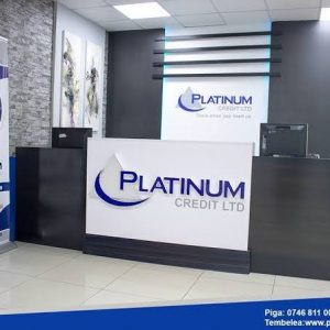 Platinum credit Limited small