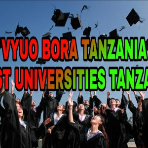 Vyuo Bora Tanzania 2020 small