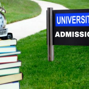 Admission  small