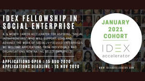 idex fellowship january 2021 cohort