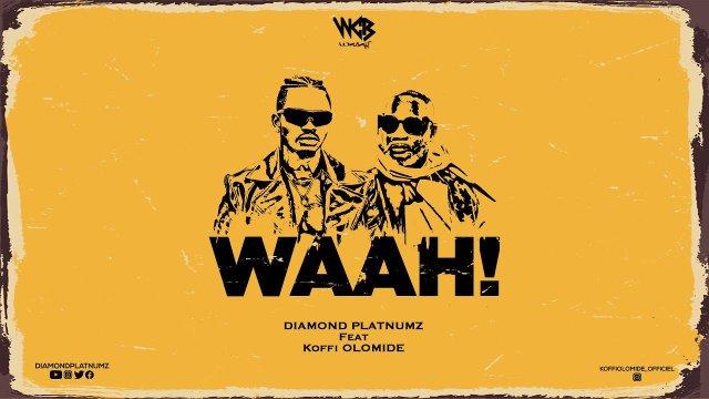 Diamond Platnumz Ft Koffi Olomide – Waah