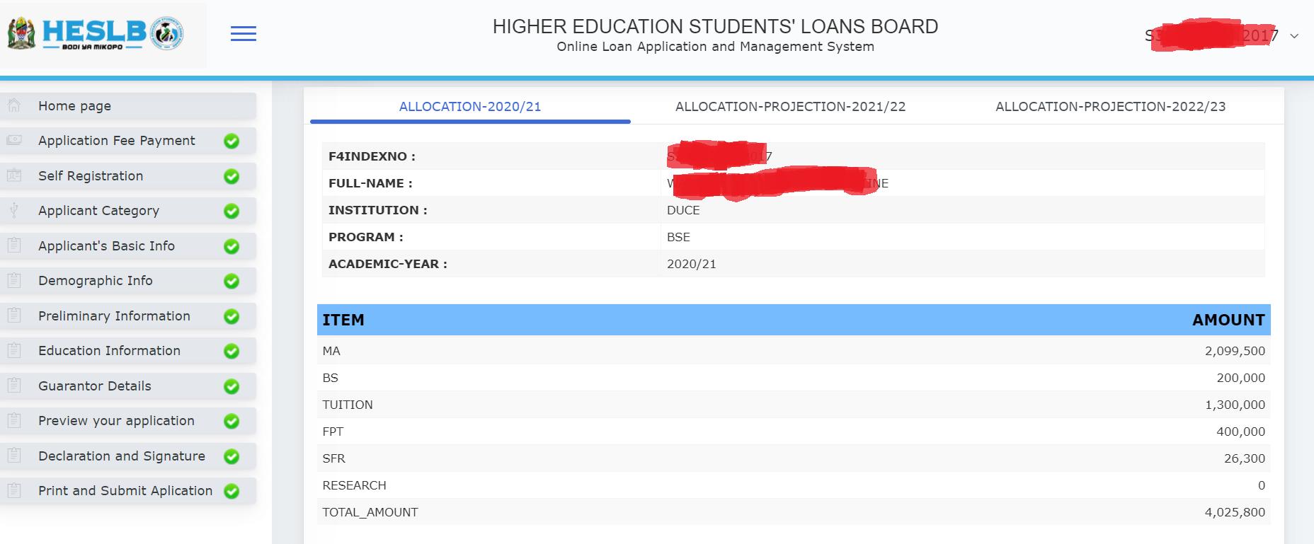 Majina Waliopata Mkopo 2020/2021 PDF | Loan Beneficiaries Names