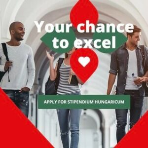 Hungarian Government Stipendium Hungaricum Scholarship Programme 2021/2022 for study in Hungary (Fully Funded)