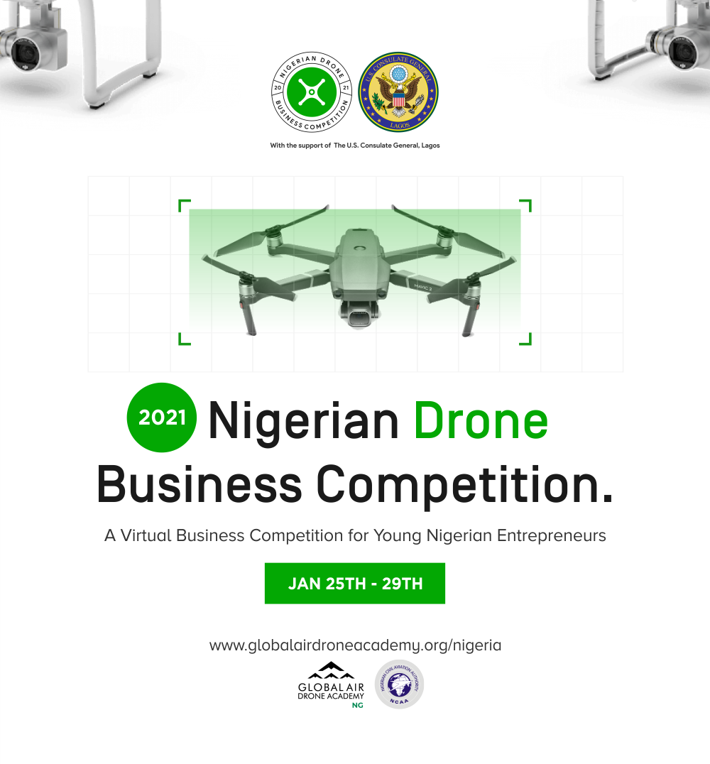 2021 Nigerian Drone Business Competition
