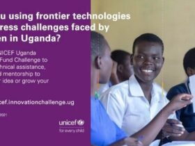 UNICEF Uganda Innovation Fund Challenge 2021