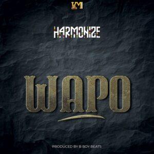 Harmonize WapoMP3 Download (Official Audio),