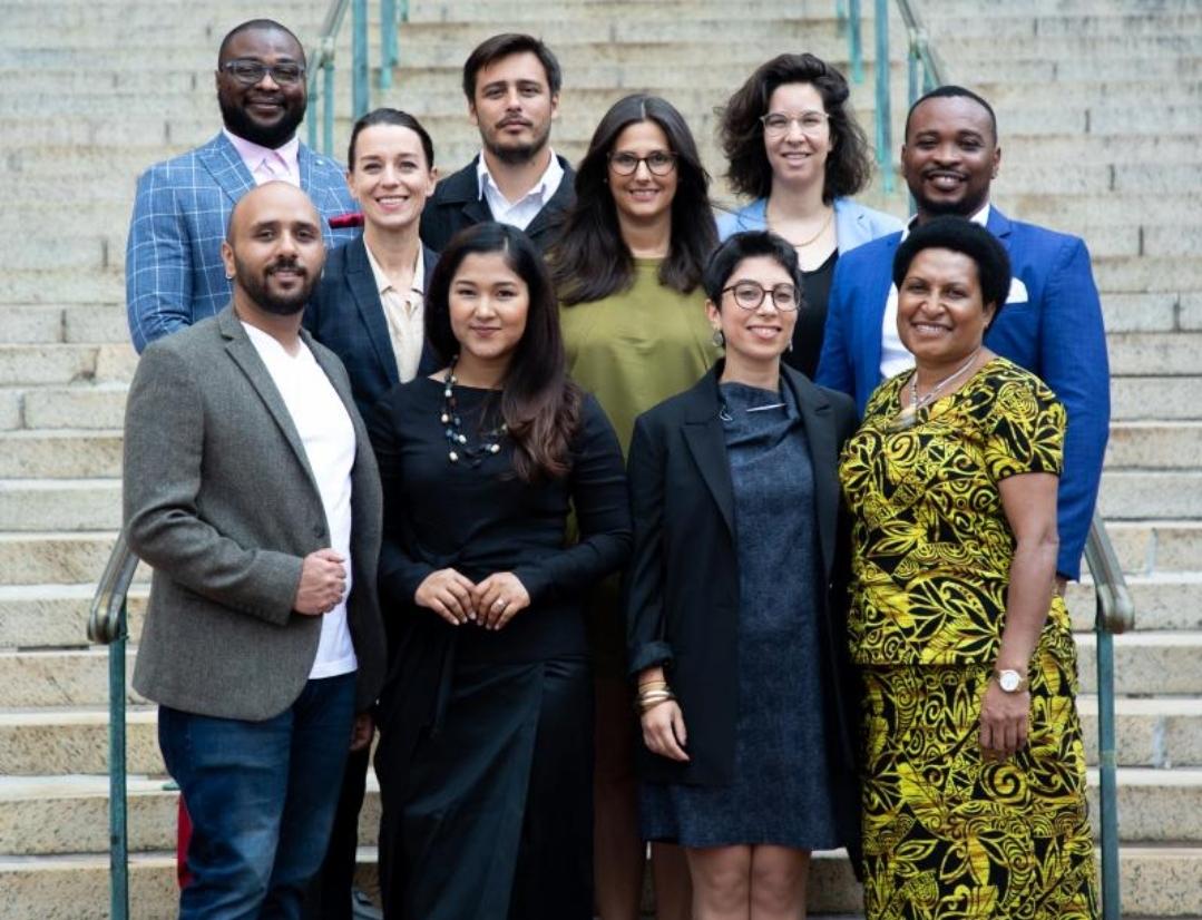 Obama Foundation Scholars Program 2021/2022 Full Funded
