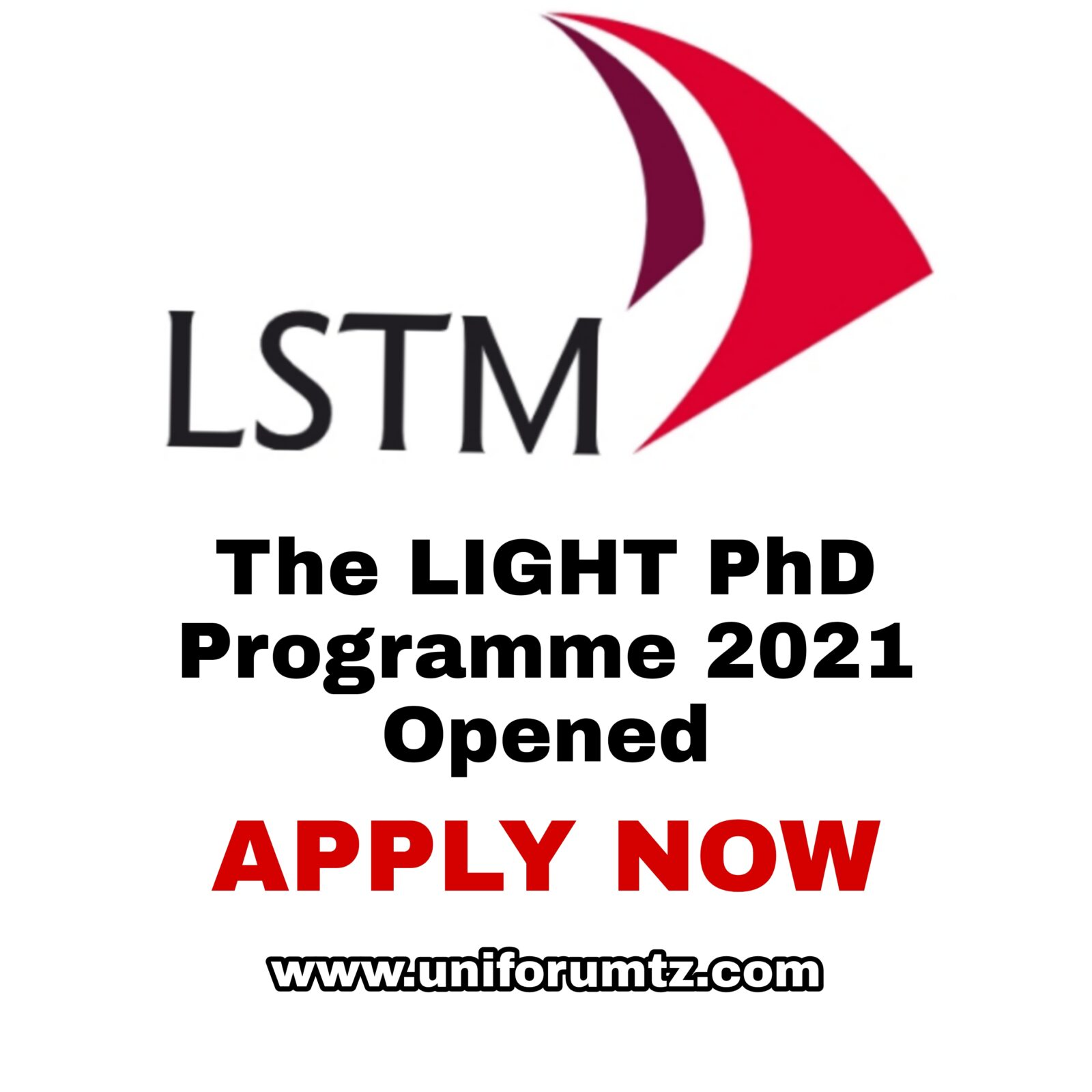 The LIGHT PhD Programme 2021 Opened