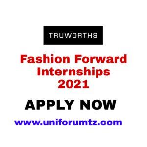 Truworths Internship 2021
