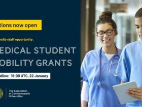 ACU Medical Student Virtual Mobility Grant 2020/2021