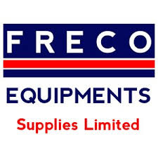5 Job vacancies At FRECO Equipment Supplies Ltd