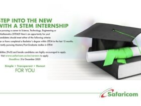 Safaricom STEM Internship Program 2021