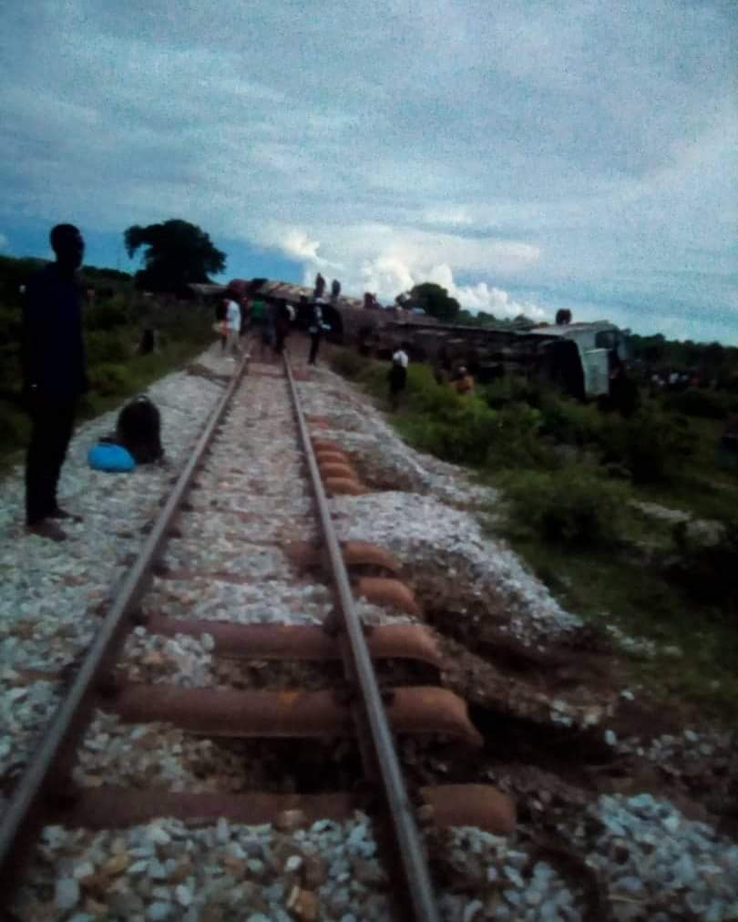 Train Accident Today In Tanzania January 2021