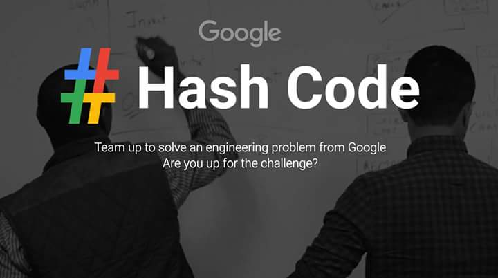 Google Hash Code 2021 team-based Programming Competition