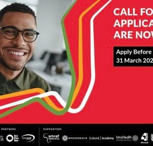 Africa Young Innovators for Health Award