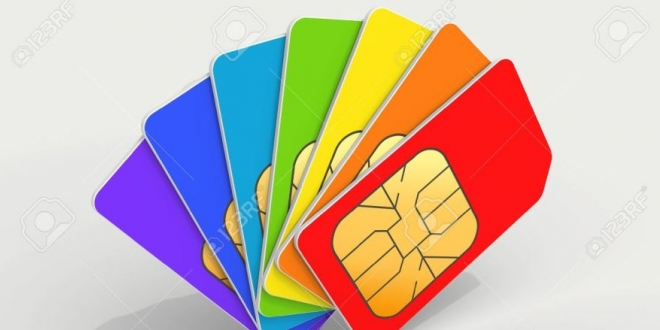 TCRA Sim card to have Password