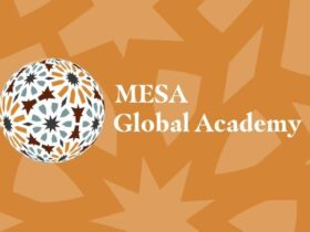 MESA Global Academy Fellowship 2021/2022 For Middle East Studies scholars