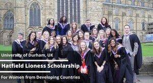 Hatfield Lioness Scholarship 2021