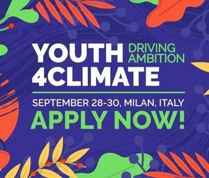 Pre-COP26 Youth4Climate Driving Ambition Event 2021