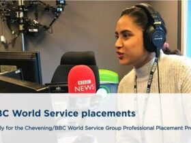 Chevening/BBC World Service Group Professional Placement Programme 2021