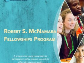 World Bank Robert S. McNamara Fellowships Program 2021/2022