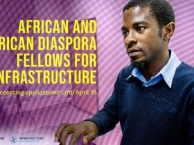 African and African Diaspora Fellows for Infrastructure 2021