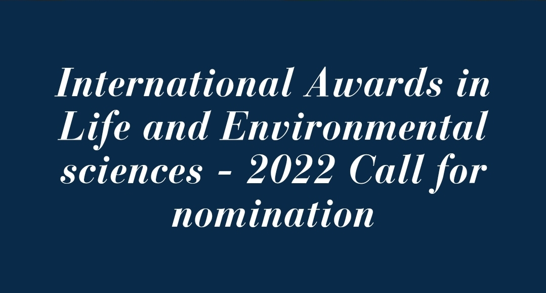 2022 L'Oréal-UNESCO For Women in Science International Awards