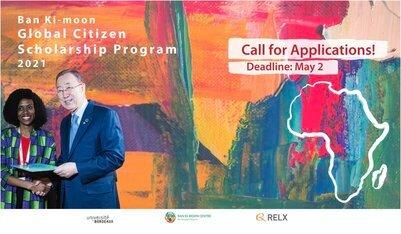 Global Citizen Scholarship Program