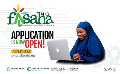 Fasaha 4.0 Digital Skills Development Program For Young Women