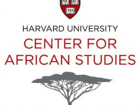 harvard university center for african studies