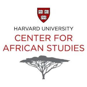harvard university center for african studies