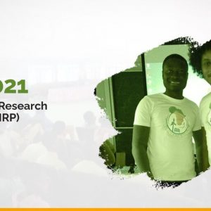 ISNAD-Africa Mentoring for Research Programme 2021