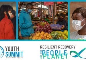 wbg youth summit resilient recovery solutions case challenge 2021