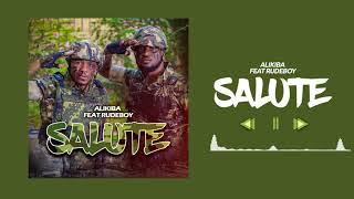 Alikiba Ft Rudeboy - Salute | New Audio