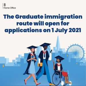 graduate immigration route uk