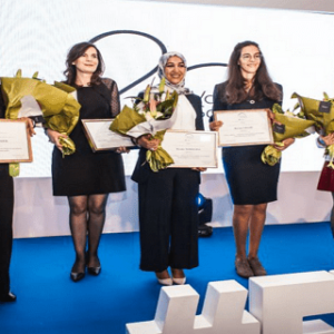 L'Oreal-UNESCO Young Talents for Women in Science 2021/2022