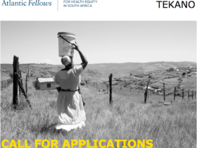 Atlantic Fellows for Health Equity in South Africa
