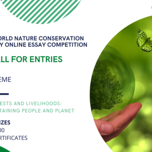 World Nature Conservation Day 2021 Essay Competition