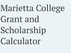 Marietta College Grant and Scholarship to Study in USA