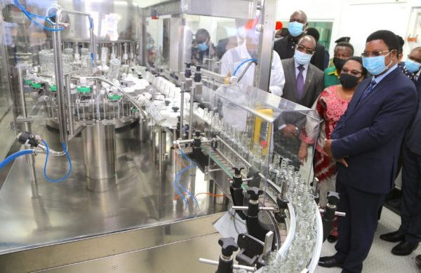 Tanzania Govt emphasizes investment in the manufacturing sector